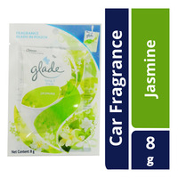 Glade Hang It Fresh Car Fragrance - Jasmine