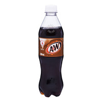 A&W Bottle Drink - Sarsaparilla Root Beer