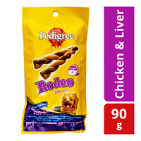 Pedigree Rodeo Dog Food - Chicken & Liver