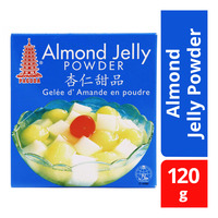 Pagoda Almond Jelly Powder