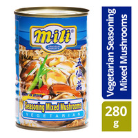 Mili Vegetarian Seasoning Mixed Mushrooms