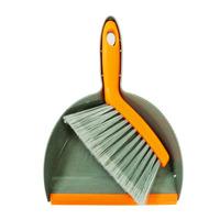 HomeProud Mini Brush with Dustpan