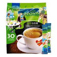 Cafe Nova Instant Coffee with Creamer