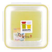 Komax Biokips Plastic Container - Square