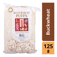 Good Morning Organic Breakfast Cereal Puffs - Buckwheat