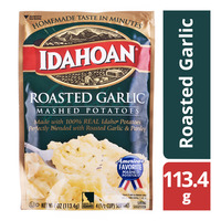 Idahoan Instant Mashed Potatoes - Roasted Garlic