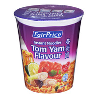 FairPrice Instant Cup Noodles - Tom Yam 70G