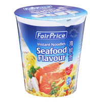 FairPrice Instant Cup Noodles - Seafood