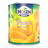 Hosen Fruits in Syrup - Peaches (Sliced)