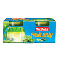 Marigold Fruit Cup Jelly - Aloe Vera 2 x 125G