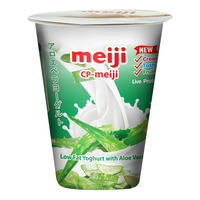 Meiji Low Fat Yoghurt - Aloe Vera