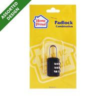 HomeProud Padlock - Combination