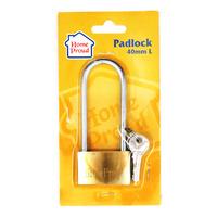 HomeProud Padlock - L (40mm)