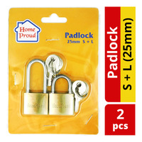 HomeProud Padlock - S (25mm)