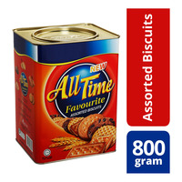 Kraft Assorted Biscuits Tin - All time Favourite