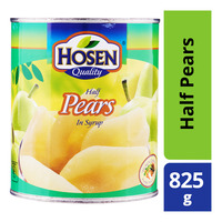 Hosen Fruits in Syrup - Half Pears