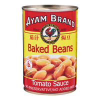 Ayam Brand Baked Beans - Tomato Sauce