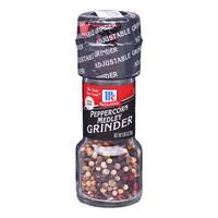 McCormick Seasoning Grinder - Peppercorn Medley