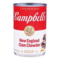 Campbell's Condensed Soup - New England (Clam Chowder)