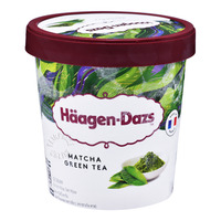 Haagen-Dazs Ice Cream - Matcha Green Tea