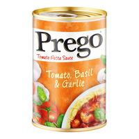 Prego Pasta Sauce - Tomato, Basil & Garlic (Can)