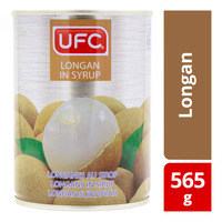 UFC Can Fruit in Syrup - Longan