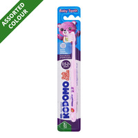 Kodomo Children Toothbrush - Soft & Slim (0.5 - 2 years)