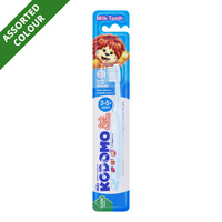 Kodomo Children Toothbrush - Soft & Slim (3 - 5 years old)