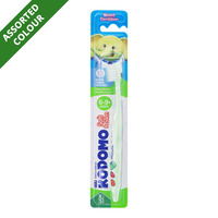 Kodomo Children Toothbrush - Soft & Slim (6 - 9 years old)