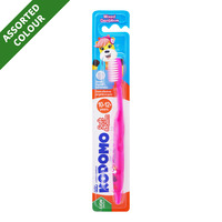 Kodomo Children Toothbrush - Soft & Slim (9 - 12 years old)