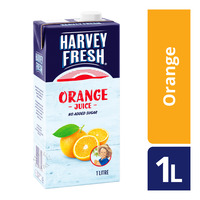 Harvey Fresh UHT Juice - Orange