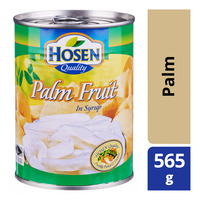 Hosen Fruits in Syrup - Palm