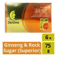 New Moon Bird's Nest - Ginseng & Rock Sugar (Superior)