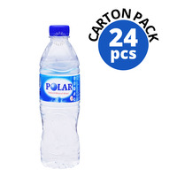 Polar Natural Mineral Bottle Water