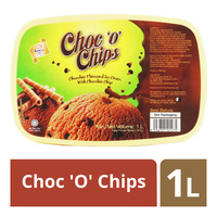 King's Ice Cream - Choc 'O' Chips