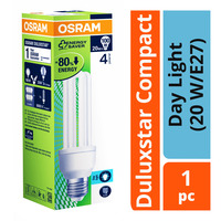 Osram Duluxstar Compact Bulb - Day Light (20 W/E27)