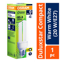 Osram Duluxstar Compact Bulb - Warm White (20 W/E27)
