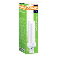 Osram Dulux D Fluorescent Bulb - Warm White (13 W)