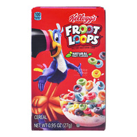Kellogg's Cereal - Froot Loops