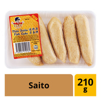DoDo Mini Fish Cake - Saito