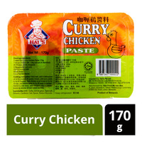 Hai's Brand Instant Paste - Curry Chicken