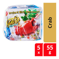 Wai Wai Instant Rice Vermicelli - Crab