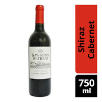 Rawson's Retreat Red Wine - Shiraz Cabernet