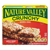 Nature Valley Crunchy Granola Bar - Apple Crisp
