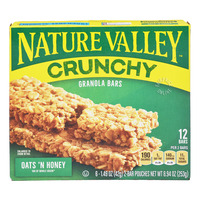 Nature Valley Crunchy Granola Bar - Oats 'n Honey