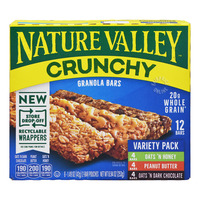 Nature Valley Crunchy Granola Bar - Variety Pack