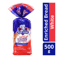 Top One Enriched Bread - White