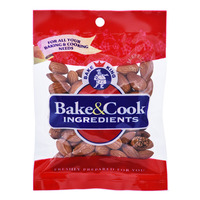 Bake King Almonds - Whole with Skin