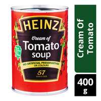 Heinz Can Soup - Cream Of Tomato
