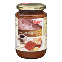 Glory Hainanese Kaya with Honey